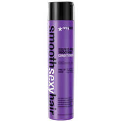 Sexy Hair Smooth Sexy Hair Sulfate-Free Smoothing Conditioner - Hair Cosmopolitan