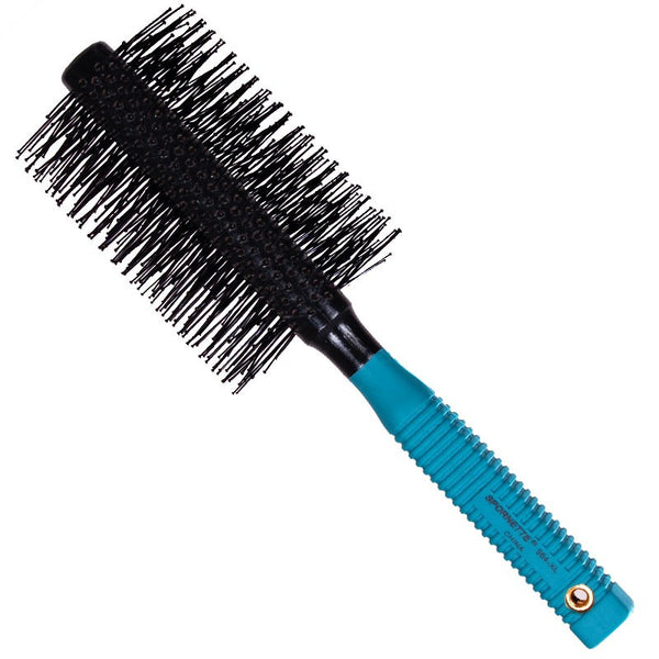 Spornette Double Stranded Nylon Tipped Rounder Hair Brush 2 1/2 inch #964-XL - Hair Cosmopolitan