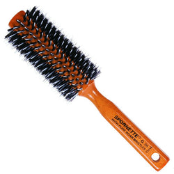 Spornette Porcupine Hair Brush Boar and Nylon Bristle 2 Inch #G-36 - Hair Cosmopolitan