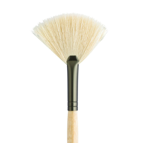 Jane Iredale White Fan Brush - Hair Cosmopolitan