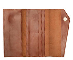 VAGABOND > Azeb Wallet > Brown (inside) *fit