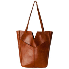 VAGABOND > Azeb Getaway Tote > Brown *fit