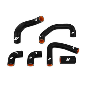 Mishimoto 90-95 Chevy Corvette ZR1 Black Silicone Hose Kit