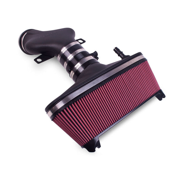 Airaid 01-04 Corvette C5 CAD Intake System w/ Tube (Oiled / Red Media)