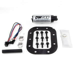 DeatschWerks 90-96 Chevy Corvette 5.7L (excl ZR-1) DW200 255 LPH In-Tank Fuel Pump w/ Install Kit