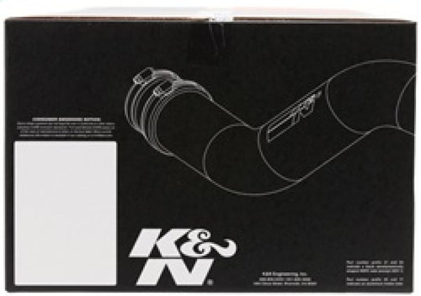 K&N 01-04 Chevy Corvette V8-5.7L Aircharger Performance Intake