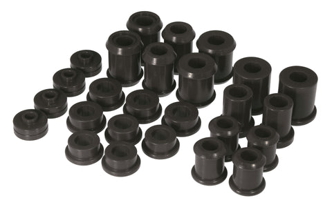 Prothane 97-04 Chevy Corvette Total Kit - Black