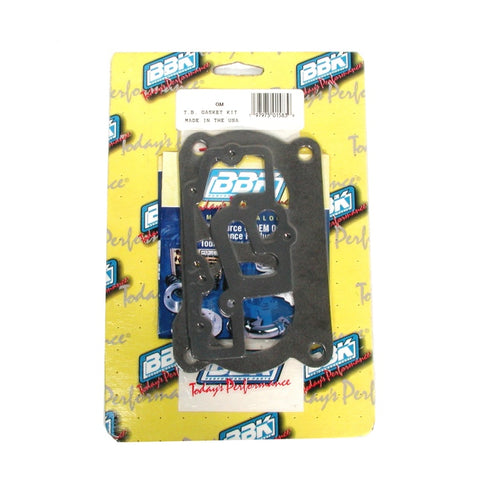 BBK 85-97 GM 305350 LT1 Twin 58mm Throttle Body Gasket Kit