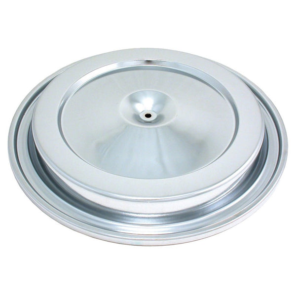 Spectre GM TBI Top Air Cleaner Lid (Single Stud) - Chrome