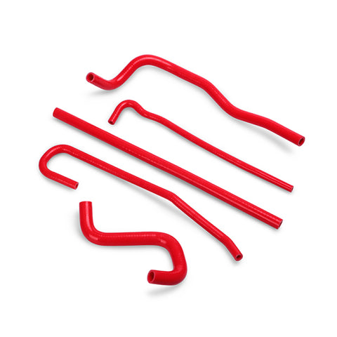 Mishimoto 97-04 Chevy Corvette/Z06 Red Silicone Ancillary Hose Kit