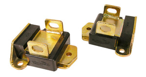 Prothane GM Motor Mounts - Type A Short - Black