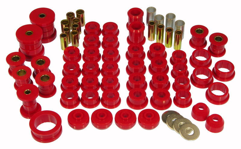Prothane 84-96 Chevy Corvette Total Kit - Red