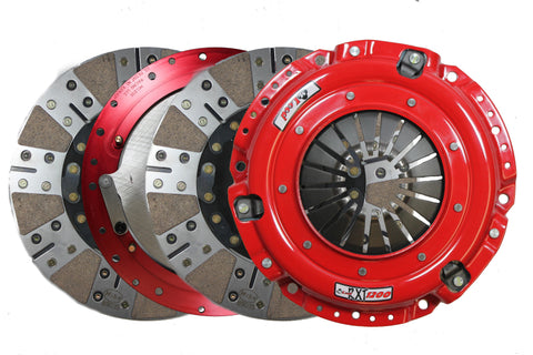 McLeod RXT Clutch Gm LS 1-1/8in X 26 Spline w/ HD Pressure Plate