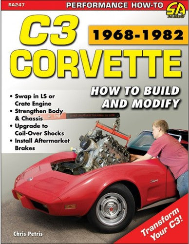 C3 Corvette 1968-1982: How to Build and Modify - Optional Autograph