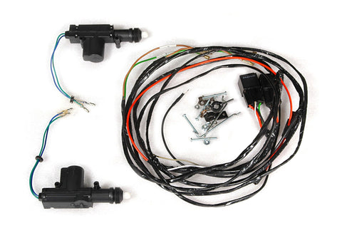 C3 Power Door Lock Installation Kit