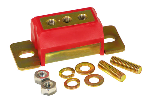 Prothane Jeep Trans Mount (1 or 2 Bolt Style) - Red
