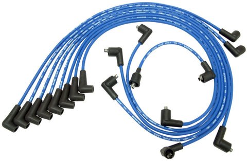 NGK Checker Marathon 1973-1971 Spark Plug Wire Set