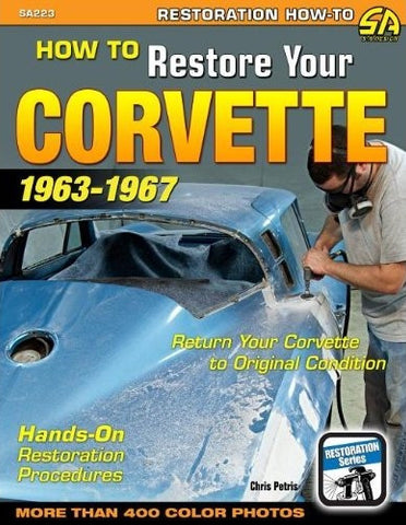 How to Restore Your Corvette: 1963-1967 - Optional Autograph
