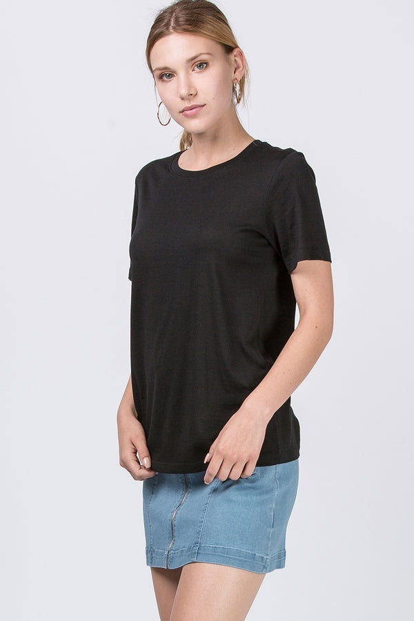 'Wanting This' Top - Black