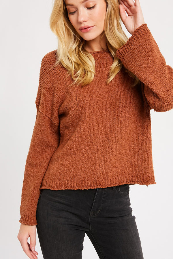 'Looking Ahead' Sweater