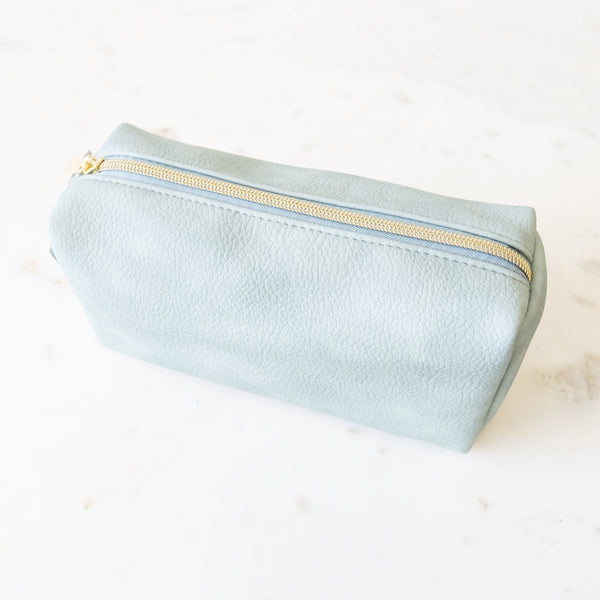 Mint Cosmetic Bag