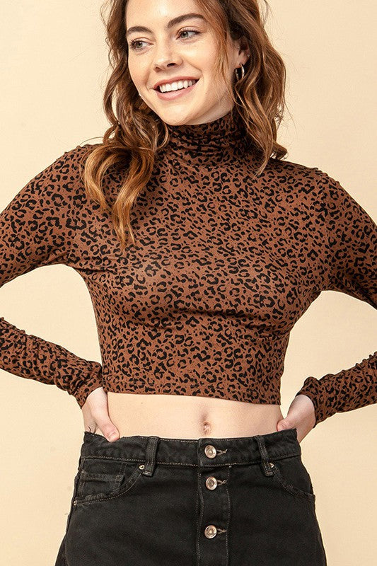 'Everyone's Favorite' Crop - Leopard