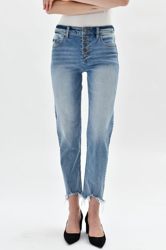 'Getting My Way' Jeans