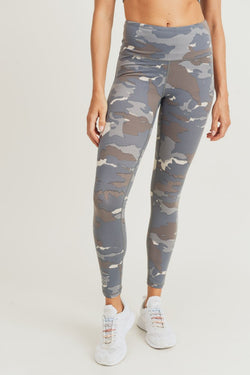 'Camo Queen' Leggings