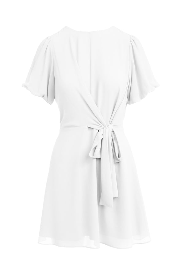 'Charm Your Way' Dress - Off White