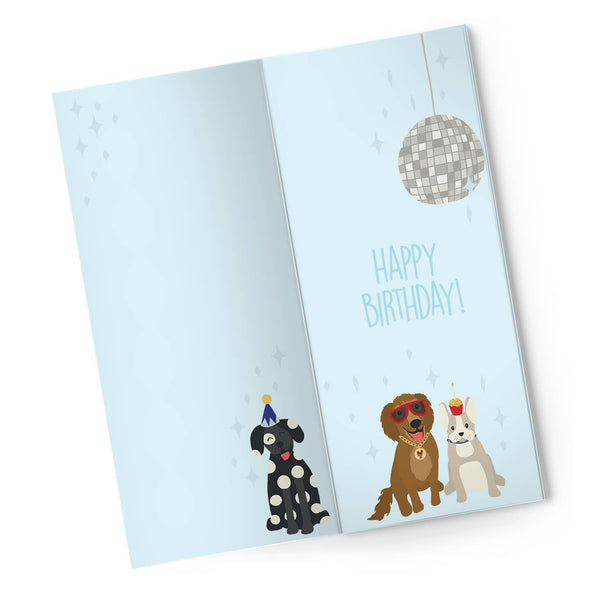 Sweeter Cards - Dog Lover Birthday