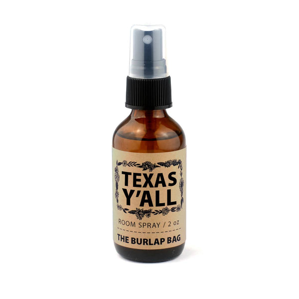 Texas Y'all Room Spray