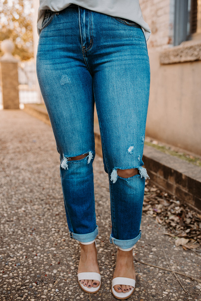 'Off the Edge' Jeans