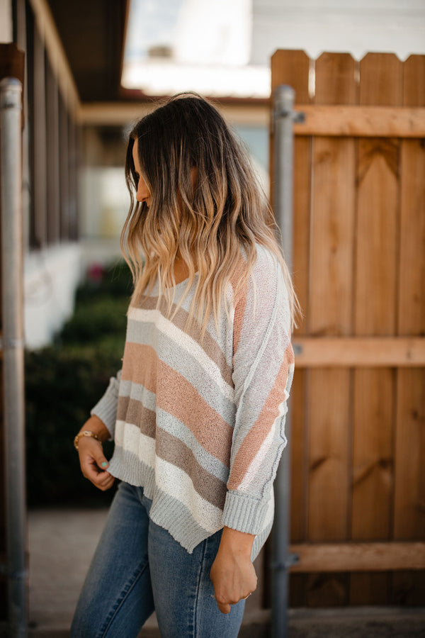 'Calm Bliss' Sweater