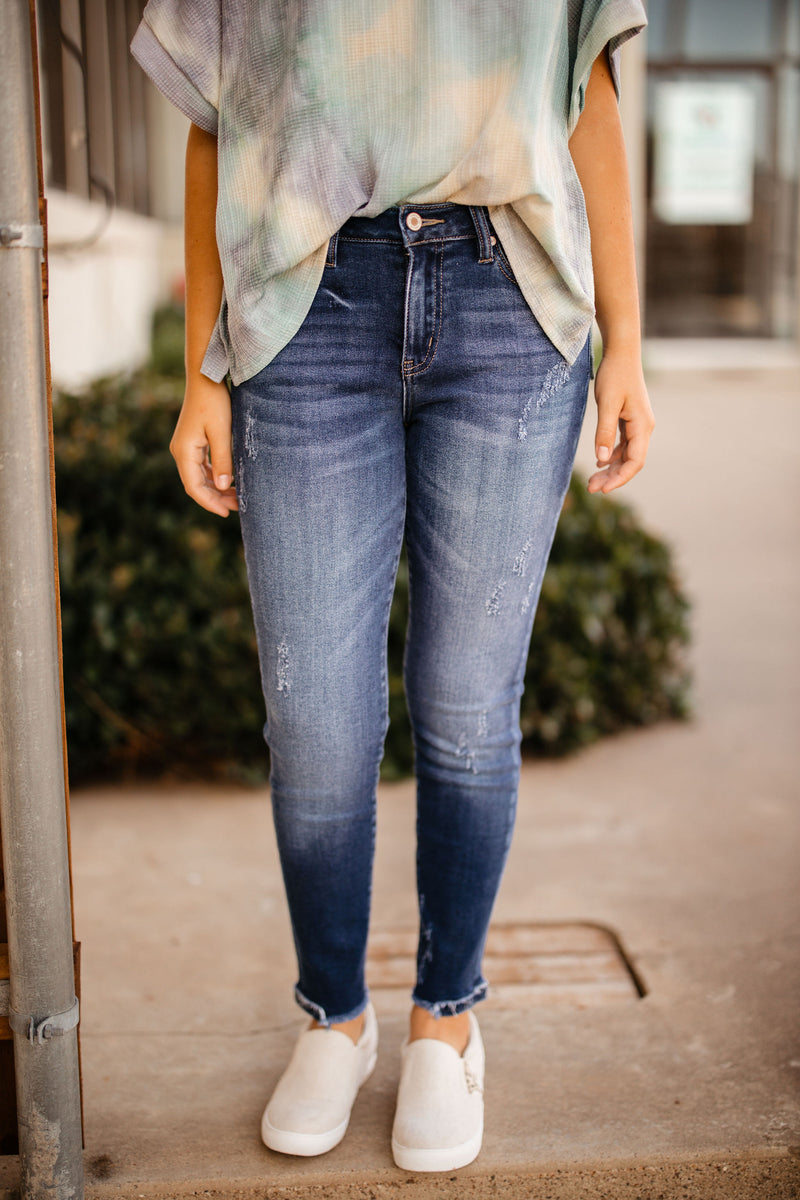 'The Only Way' Jeans