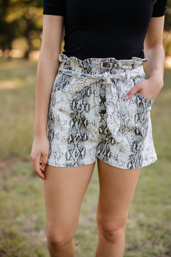 'Out in Style' Shorts