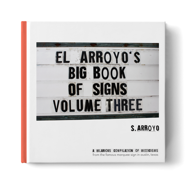 Big Book of Signs Volume Three