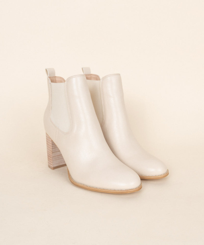 'Change In Tempo' Booties
