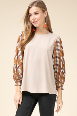 'Harvest Happiness' Top