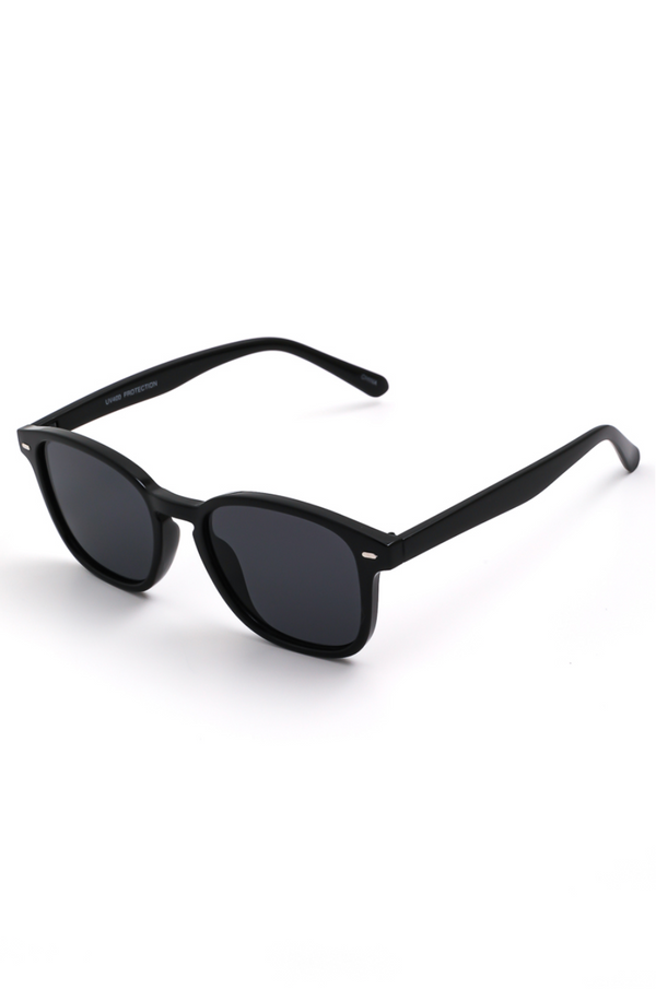 Acetate Wayfarer Sunglasses