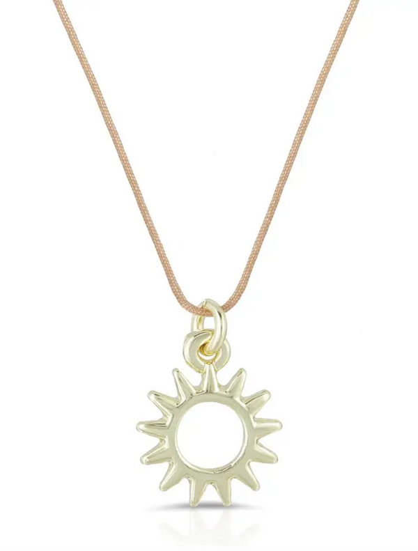Ocean Life Necklace - Sunshine