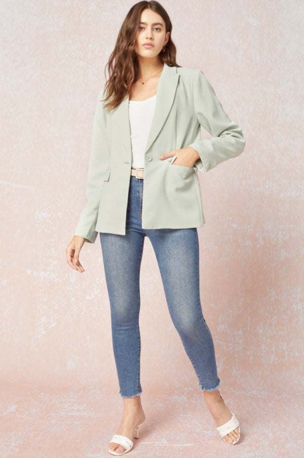 'Modern Light' Blazer