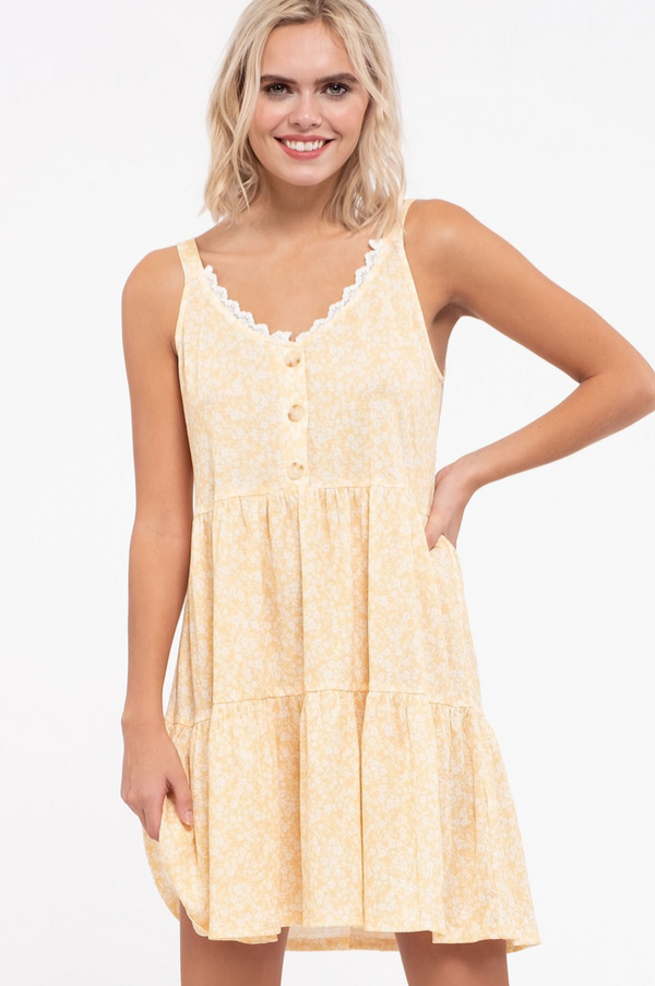 'Sunny Trip' Dress