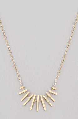 Multi Bar Necklace