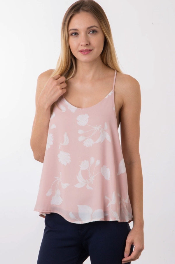 'Follow the Flowers' Tank