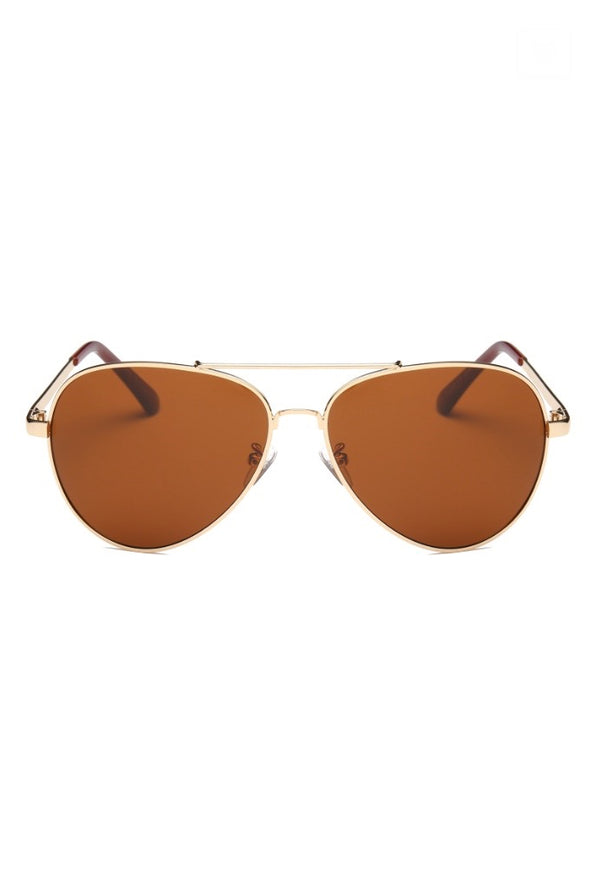 'Undercover' Sunnies - Brown