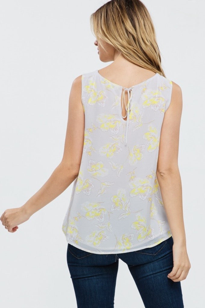 'Better to Bloom' Top