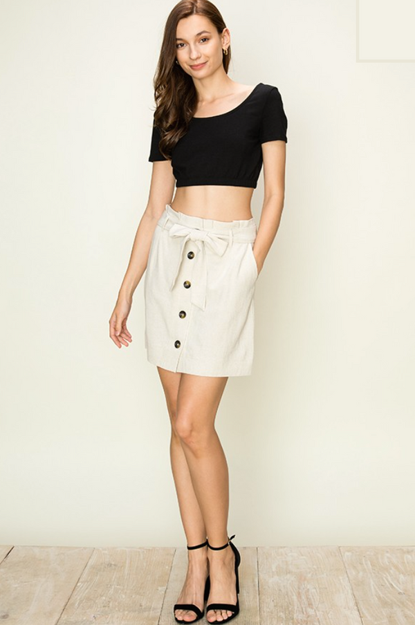 'Making My Way' Skirt