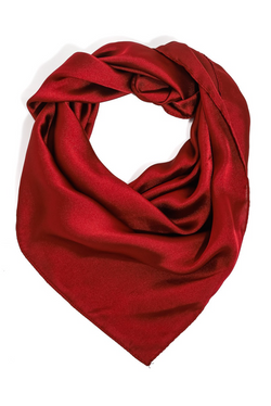Classic Neckerchief - Burgundy