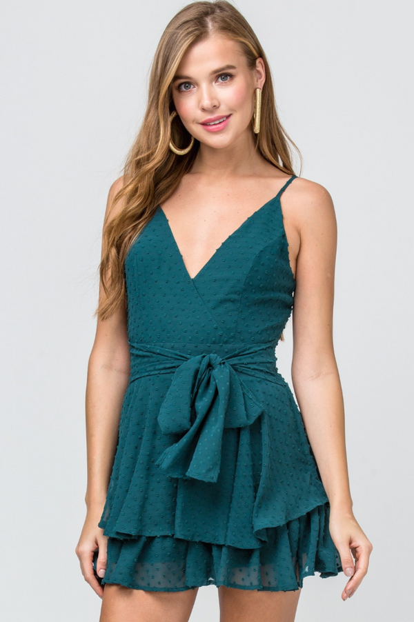 'Coming Through' Romper