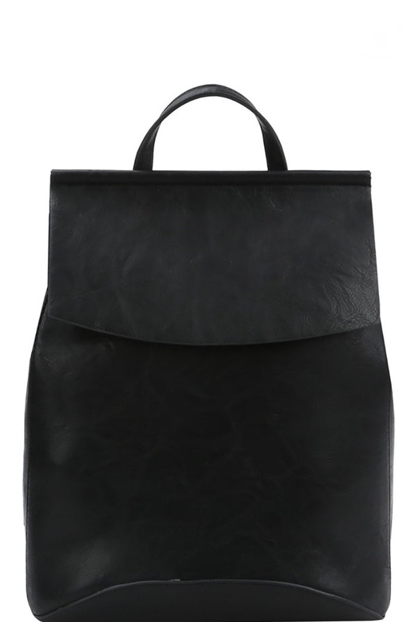 'Saved for Later' Backpack - Black